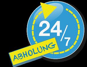 myDEPOT24 24-7 Abholung